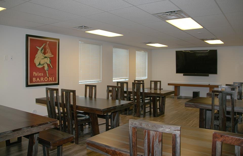 Horace Steele Commons Rehab - Final | Tofel Dent Construction