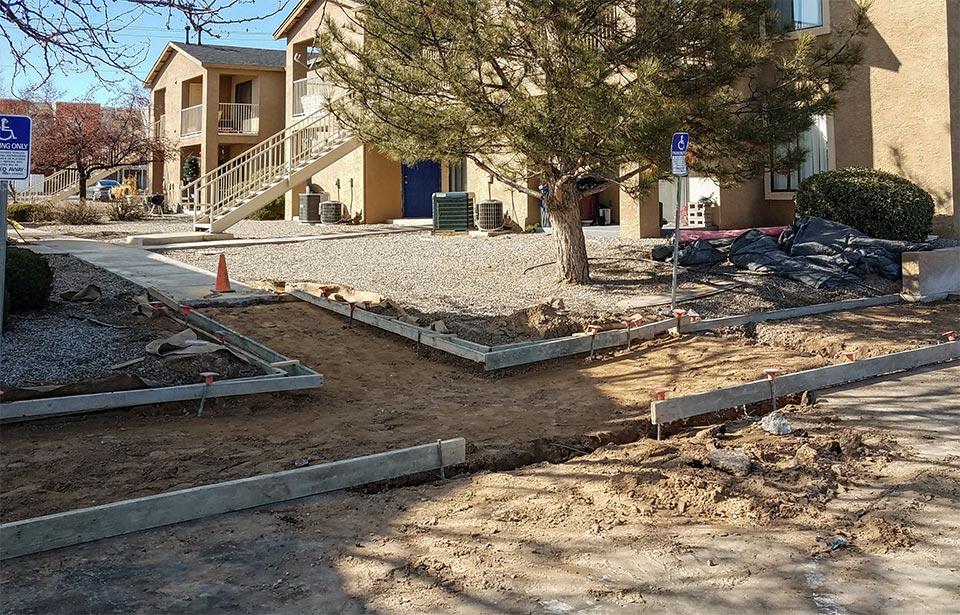 Marbella Apts Rehab - February 2020 | Tofel Dent Construction