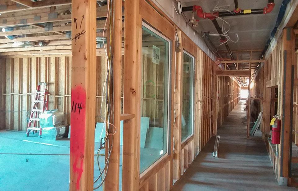 Encore at Northern - February 2020 progress | Tofel Dent Construction