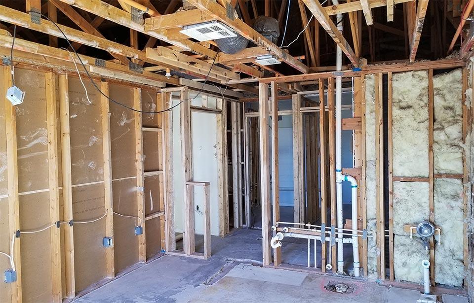 Gateway Apartments Rehab - January 2020 progress