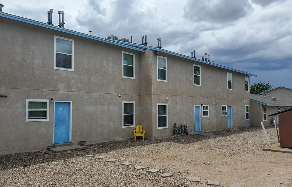 Sandia Vista Rehab - July 2020 progress | Tofel Dent Construction