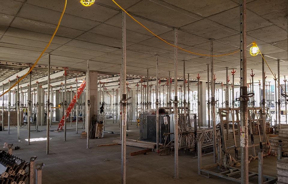 The Flin Luxury Apartment Homes - February 2020 progress | Tofel Dent Construction