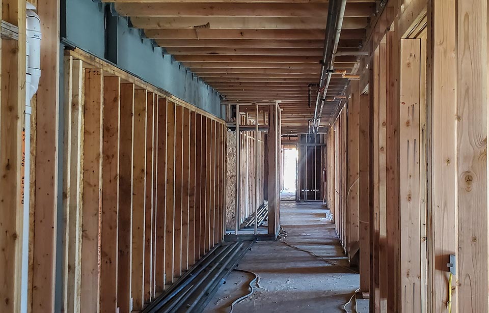 Trailside Apartments - February 2020 | Tofel Dent Construction
