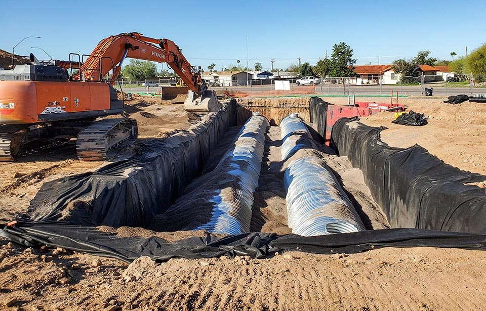 Solstice of Mesa - March 2020 progress | Tofel Dent Construction