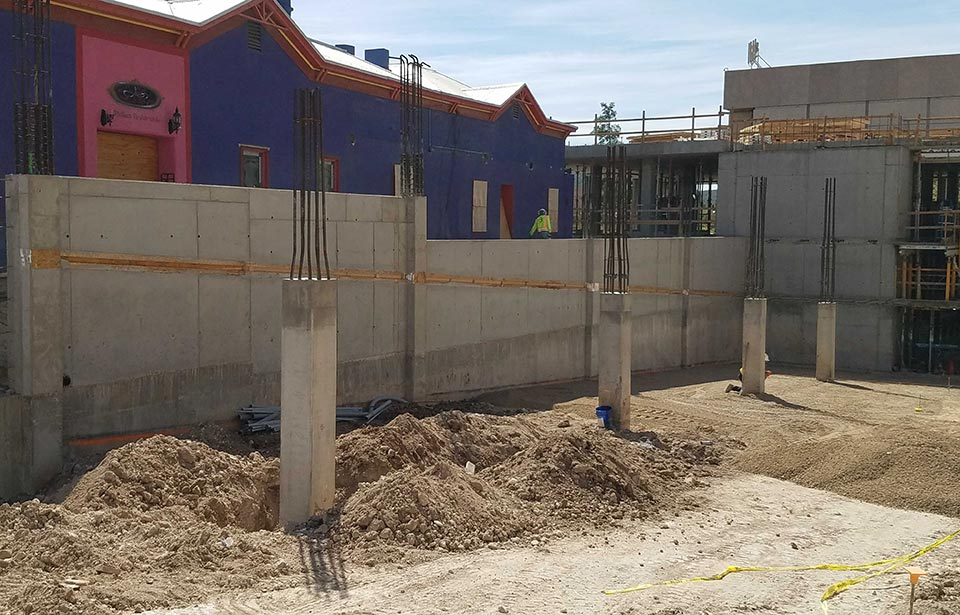 The Flin Luxury Apts - March 2020 | Tofel Dent Construction