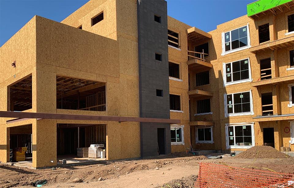 Broadway Apartments - April 2020 | Tofel Dent Construction