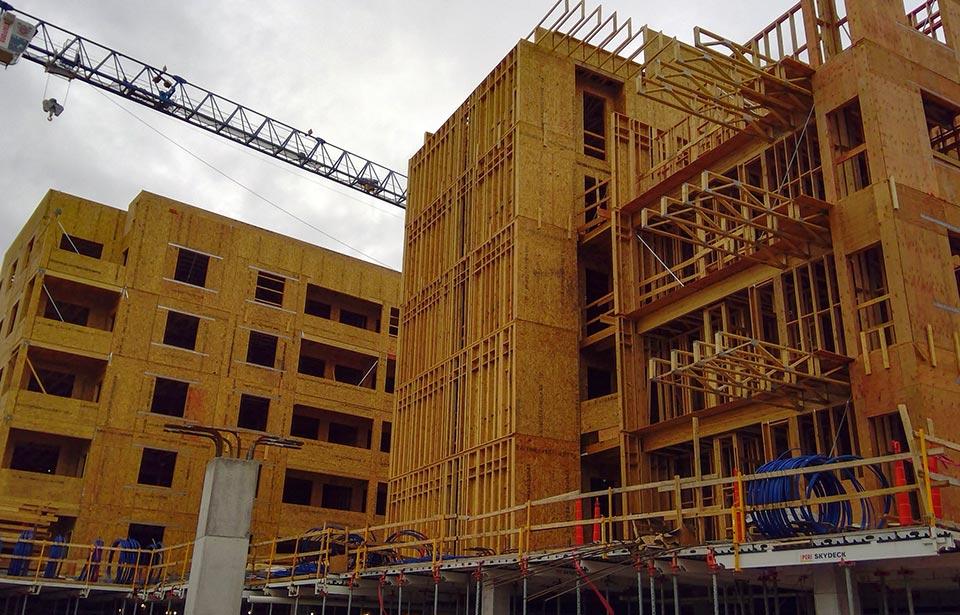The Flin - April 2020 progress | Tofel Dent Construction