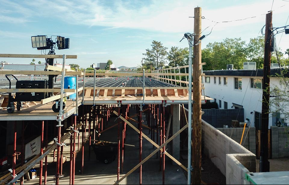 Acacia Heights - May 2020 progress | Tofel Dent Construction