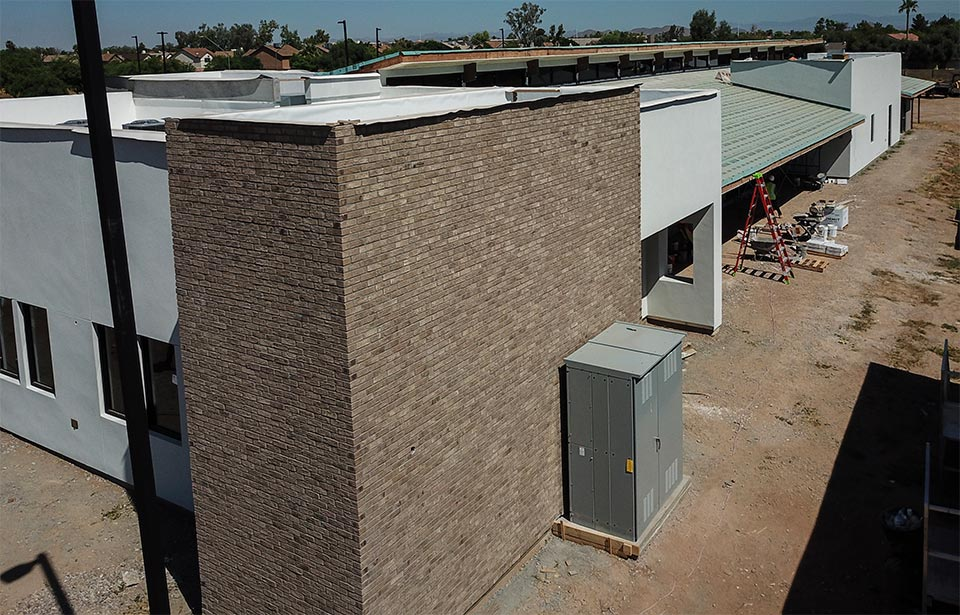 Glendale Adult Day Health Care - May 2020 progress | Tofel Dent Construction