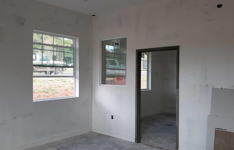 Trailside Apartments - May 2020 progress   Tofel Dent Construction