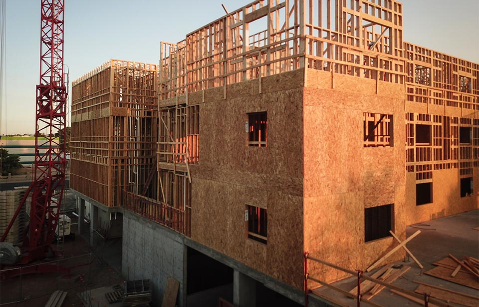 Acacia Heights - June 2020 progress | Tofel Dent Construction