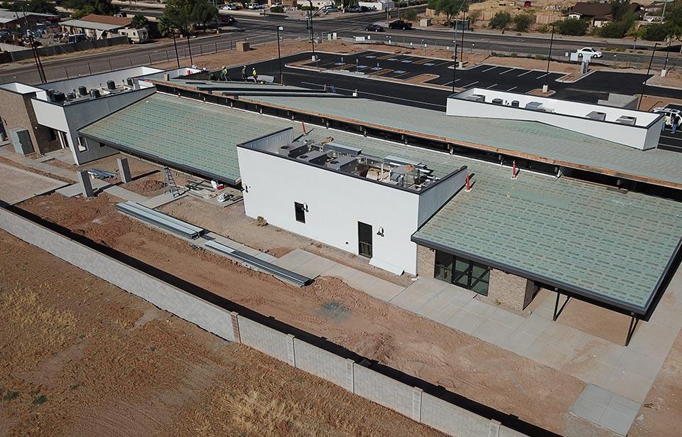 Glendale Adult Day Health Care - July 2020 progress | Tofel Dent Construction