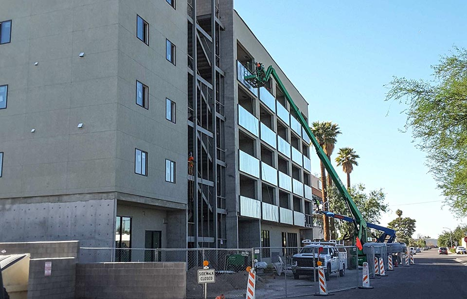 Acacia Heights - November 2020 progress | Tofel Dent Construction