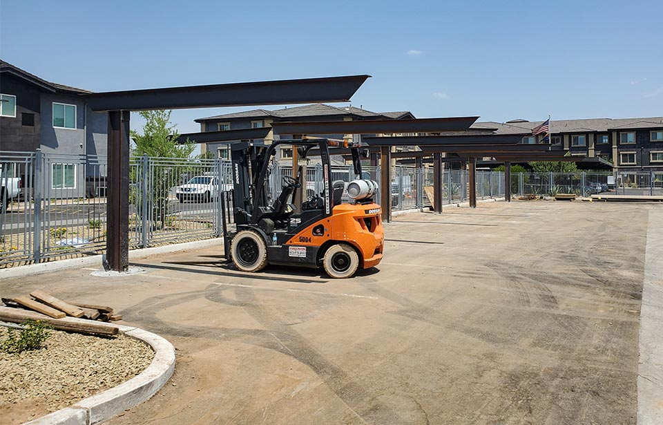 Encore at Northern - August 2020 progress | Tofel Dent Construction