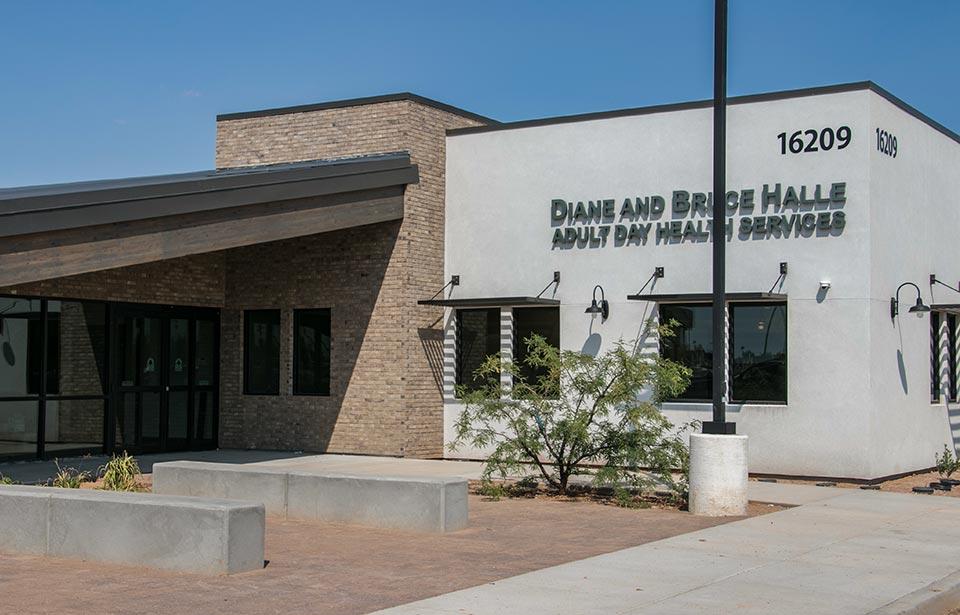 Glendale Adult Day Health Care - September 2020 progress | Tofel Dent Construction