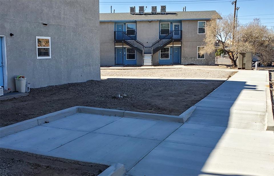 JL Gray Rehab_Sandia Vista - November 2020 progress | Tofel Dent Construction