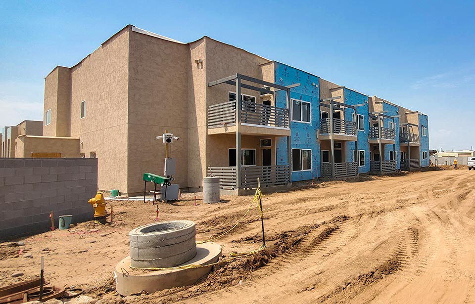 Village on Roeser, New and Rehab - August 2020 | Tofel Dent Construction