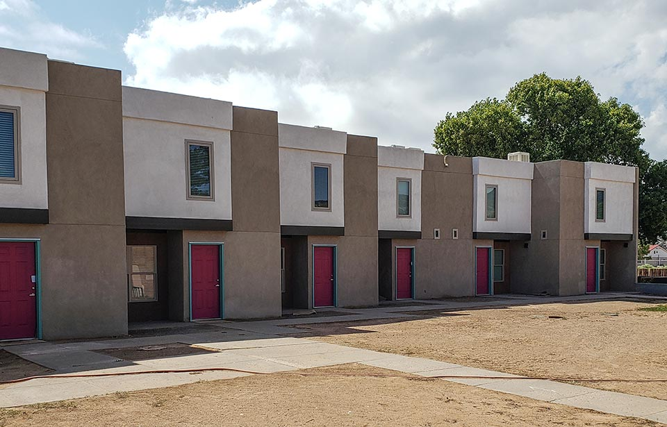 Lobo Canyon Apts Rehab - September 2020 progress | Tofel Dent Construction