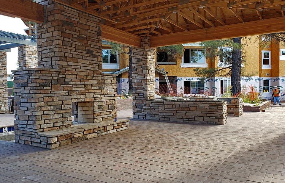 Trailside Apartments - October 2020 progress   Tofel Dent Construction