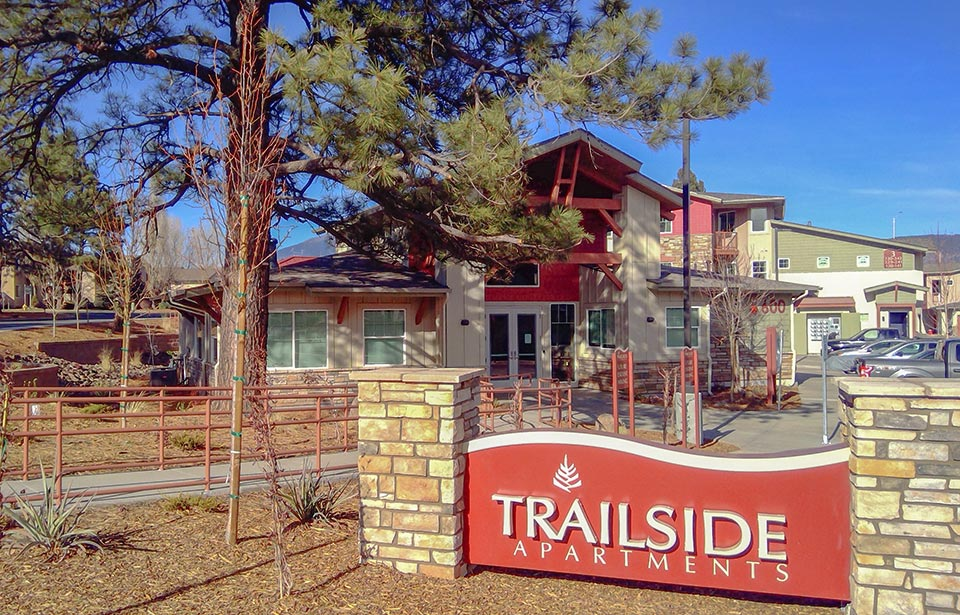 Trailside Apartments - January 2021 progress | Tofel Dent Construction