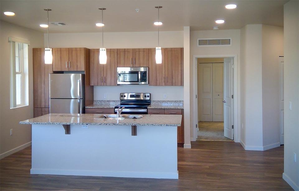 Trailside Apartments - January 2021 progress   Tofel Dent Construction